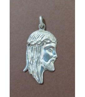 Face de Cristo em Prata n.º 2