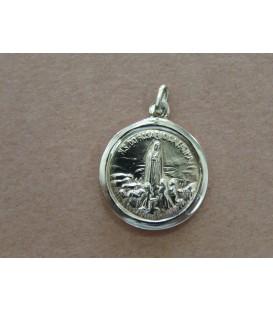 Medalha Redonda - Fátima