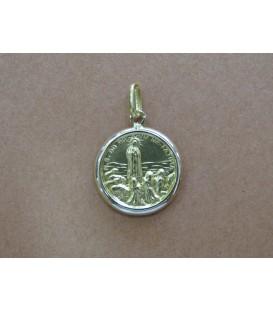 Medalha NSF e Sag. Cor. Jesus