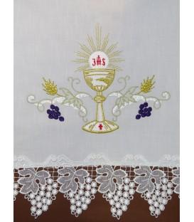 Toalha de Altar Cálice Cores