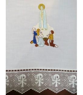 Toalha de Altar Aparição - Cores