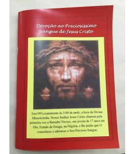 Livro do Preciosíssimo Sangue de Jesus