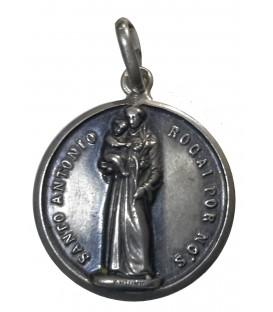 Medalhão Santo António