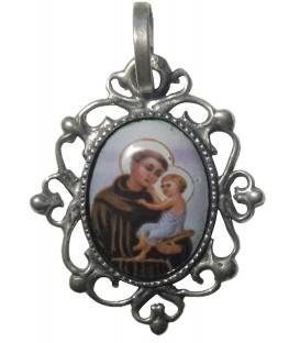 Santo António - Esmalte
