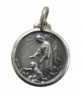 Medalha Anjo da Guarda - Dupla Face