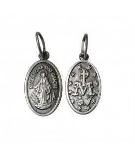 Medalhão Nª Sra. das Graças/Anjo
