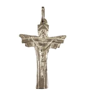 Cruz Prata Santíssima Trindade2