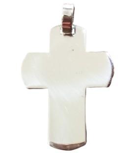 Cruz de Prata Simples