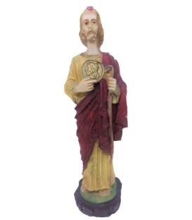 São Judas Tadeu - Porcelana