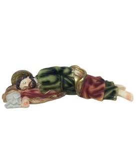 São José a Dormir - Resina 13cm