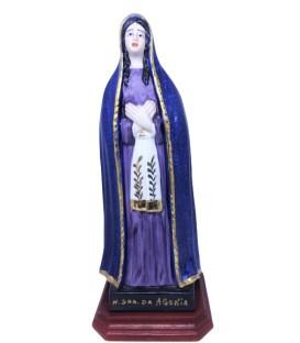Nª Sra. da Agonia - Porcelana 24cm