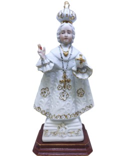 Menino Jesus de Praga - Porcelana