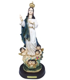N. Sra. da Conceição - Resina