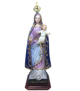 Nossa Senhora da Livração - Porcelana