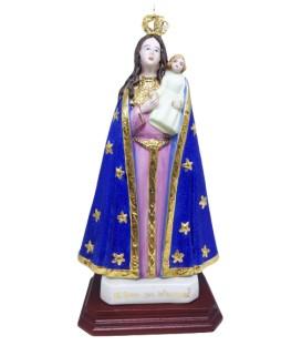Nossa Senhora da Nazaré - Porcelana