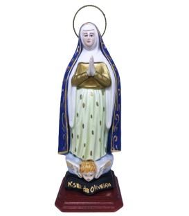 Nª Sra. da Oliveira - Porcelana