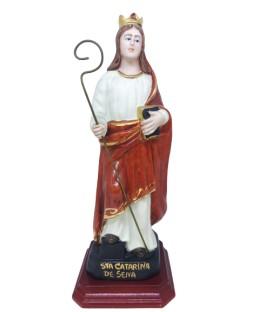 Santa Catarina de Sena - Porcelana