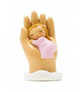 Mão de Deus - Menina