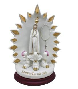 Nossa Senhora de Fátima - Fibra