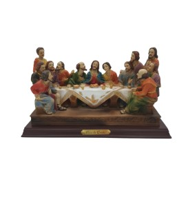 Ceia de Cristo - Resina