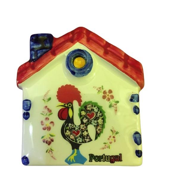 Íman Casa Miniatura