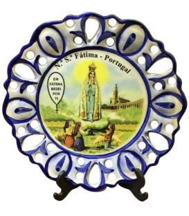 Prato Decorativo Fátima