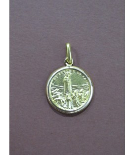 Medalha de Fátima - Coroa
