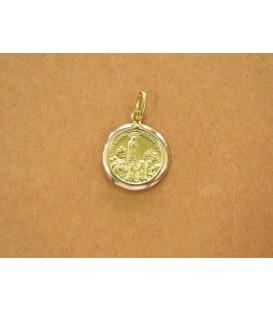 Medalha - NSF e Coroa