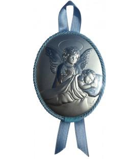 Medalhão de Berço Bilaminado