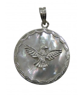 Medalha Espírito Santo Madre Pérola