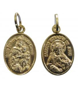 Nossa Senhora do Carmo nº7 - Dourada